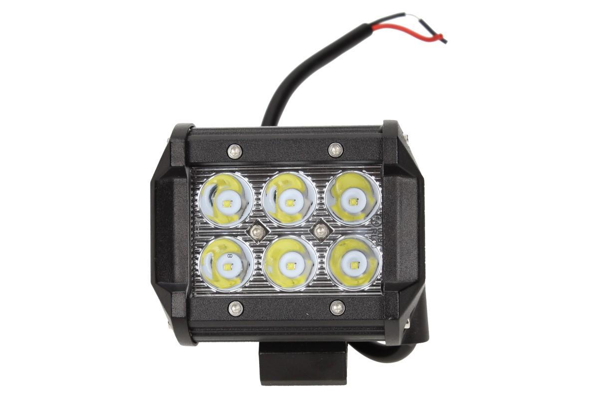 Doplňková lampa na auto 18W