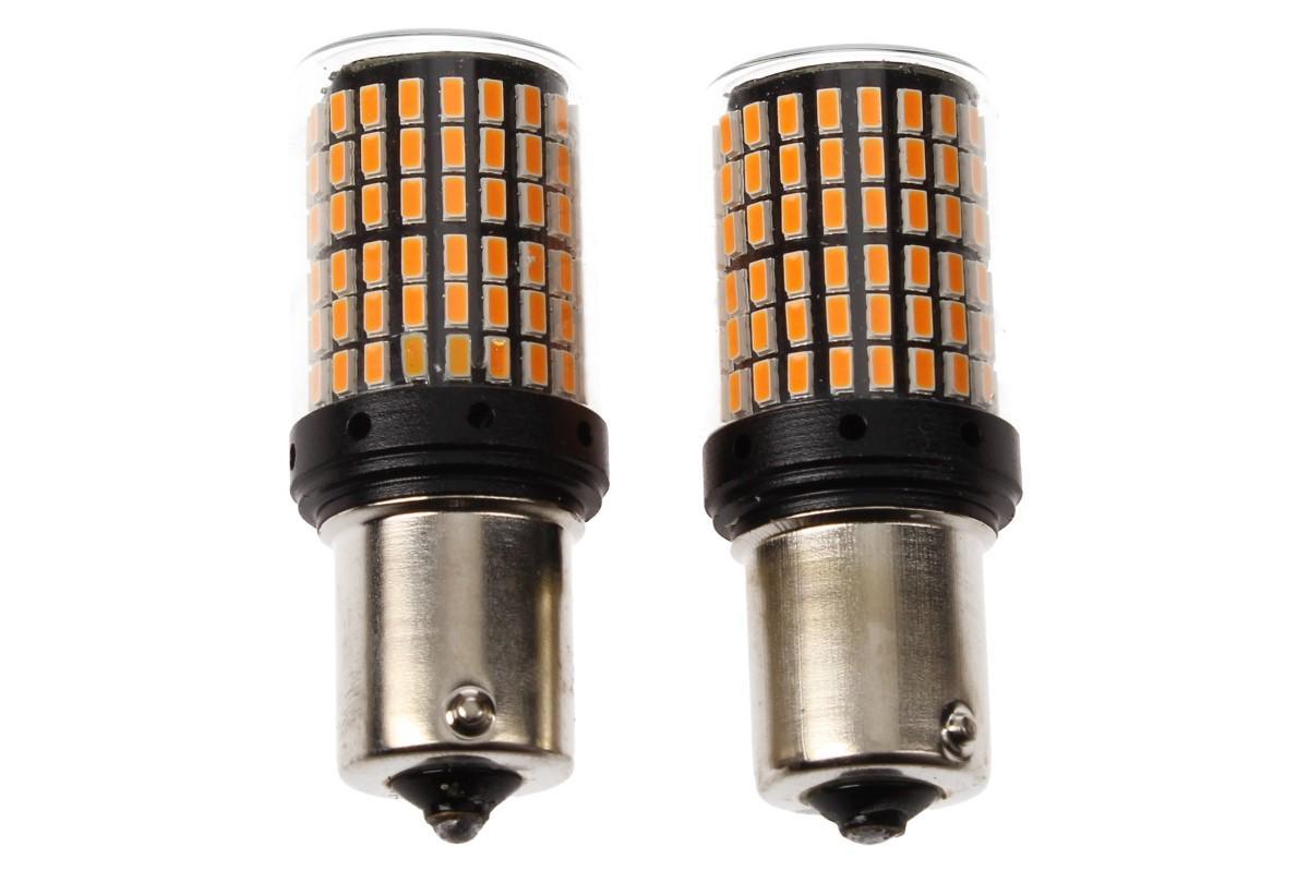 LED žárovka do auta BAY15s sada 2ks