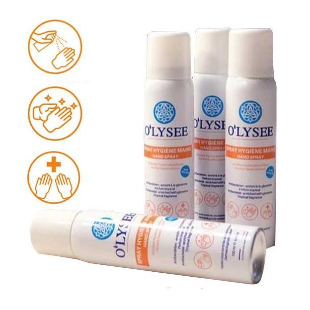 Dezinfekční sprej na ruce OLYSEE 100 ml