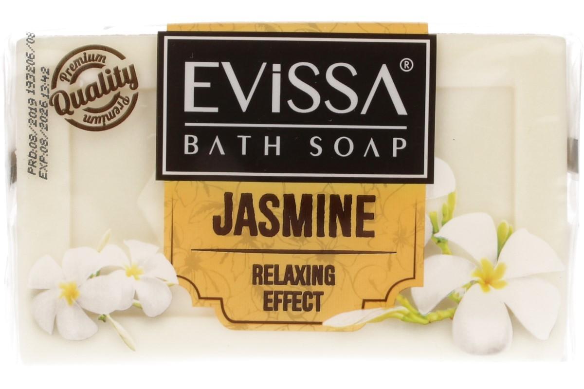Evissa mýdlo na obličej i tělo jasmine 150g