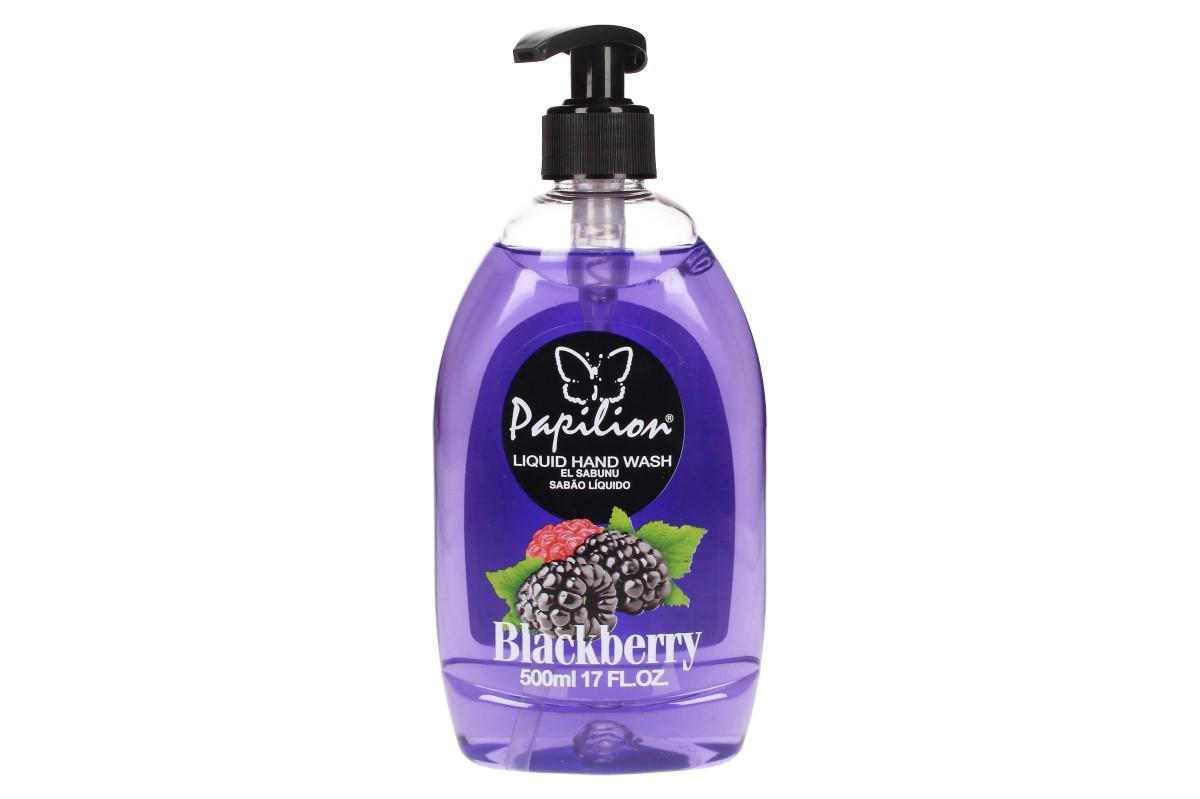 Papilion tekuté mýdlo na ruce 500ml Blackberry