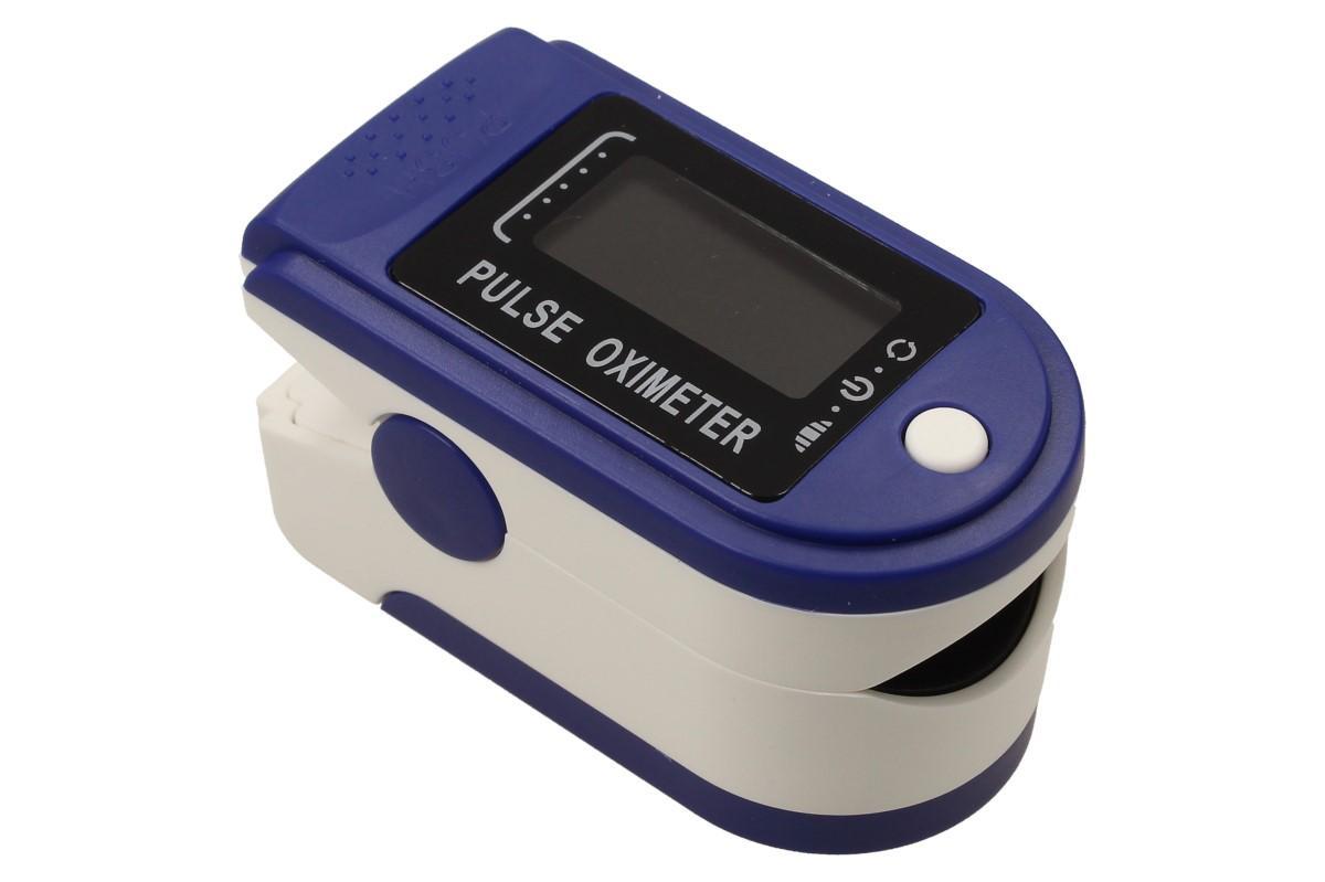 Pulzní oxymetr na prst