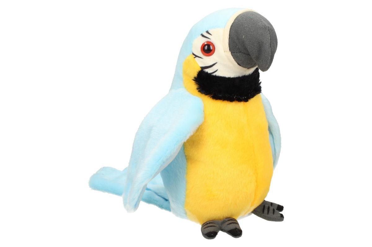 Interaktivní mluvící papoušek