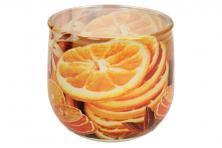 Foto 5 - Vonná svíčka pomeranč a skořice