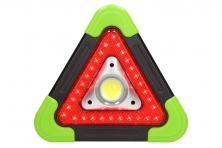 Foto 5 - Multifunkční pracovní světlo SOS trojuhleník 3v1