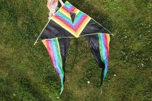 Foto 5 - Létající drak 150 cm barevný