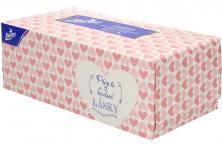 Foto 5 - Linteo papírové kapesníčky v krabičce 2-vrstvé 200 ks