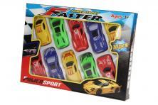 Foto 5 - Sada autíček na hraní power sport 10 ks