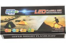 Foto 5 - Superjasná LED kapesní svítilna s klipem