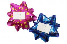 Foto 5 - Mašle na dáreky 6 kusů
