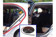 Foto 5 - Gumové těsnící pásky do auta 2x65 cm 8068