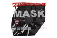 Foto 5 - Respirátor FFP2/KN95, respirační rouška černý