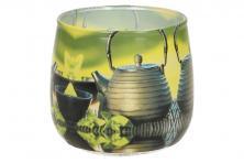 Foto 5 - Vonná svíčka zelený čaj