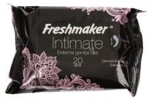 Foto 5 - Freshmaker intimní vlhčené ubrousky 20ks