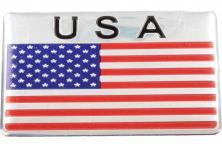 Foto 5 - Kovová samolepka USA 5cm x 8cm