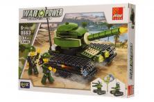 Foto 5 - Stavebnice Peizhi War Power 0663