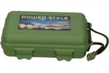 Foto 5 - UV Led baterka 1 x nabíjecí AA v pouzdře a nabíječkou
