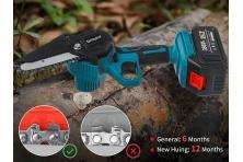 Foto 5 - Akumulátorová ruční pila DrillPro 4 palce včetně 1 x 15000mAh baterie 388Vf 18V