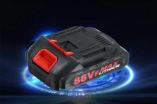 Foto 5 - Akumulátorová ruční pila DrillPro 6 palců včetně 2 x 7500mAh baterie 88Vf 18V