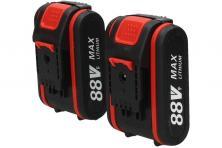 Foto 5 - Aku přímočará elektrická pila Ocaska včetně 2x baterie 88Vf