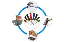 Foto 5 - Sada nářadí na opravu telefonů, tabletů atd.