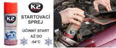 K2 SAMOSTART 400 ml - startovací…