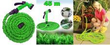 Smršťovací zahradní hadice 45 me…