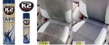 K2 TAPIS 600 ml - pěnový čistič …