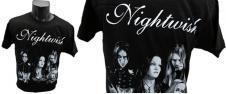 Tričko NightWish model 001