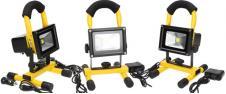 Přenosný nabíjecí LED reflektor …