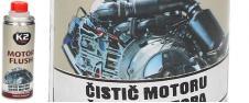 K2 MOTOR FLUSH 250 ml - odstraňo…