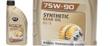 K2 75W-90 1 l - syntetický převo…
