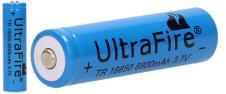 Dobíjecí baterie Ultra Fire 6800…