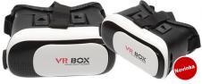 Virtuální brýle VR BOX VR-X2 bíl…