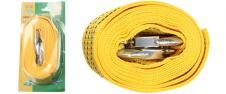 Tažné lano ploché na auto 4 m a …
