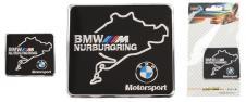 Kovová samolepka BMW Nurburgring…