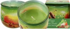 Vonná svíčka Titti Fruti zelené …