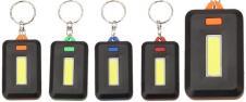 Hranatá klíčenka výkonná LED sví…