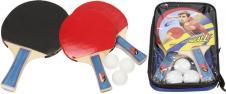 Pálky pro stolní tenis 2ks s míč…
