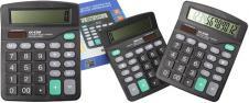 Velká digitální kalkulačka KK-83…
