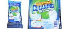 Deep Fresh vlhčené čistící ubrou…