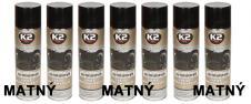 K2 Akrylová barva ve spreji čern…