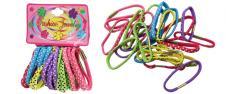 Sada různobarevných gumiček do v…