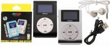 MP3 přehrávač mini s displejem A…