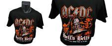 Tričko AC/DC HELLS BELLS 001 čer…