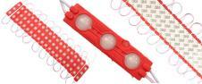 Nalepovací silná tříbodová LED d…