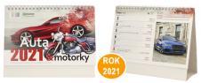 Kalendář 2021 Auta a motorky 22 …