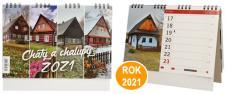 Kalendář 2021 Chaty a chalupy 22…
