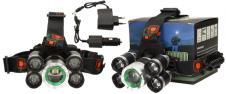 Výkonná nabíjecí LED čelovka MX-…