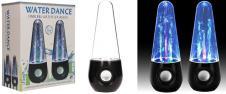 USB tančící vodní LED reprodukto…